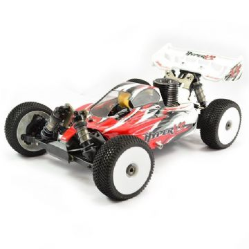 HOBAO HBVS-C21R HYPER VS 1/8 RTR BUGGY W/HYPER 21 3-PORT ENGINE